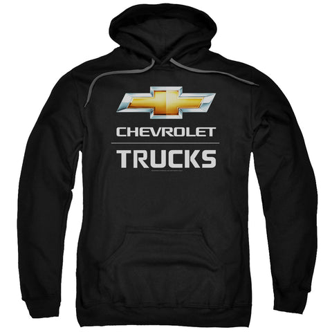 Chevrolet Trucks Men's Pull-Over 75 25 Poly Hoodie