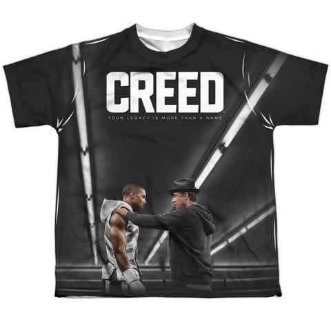Creed Poster Youth Regular Fit Poly SS T