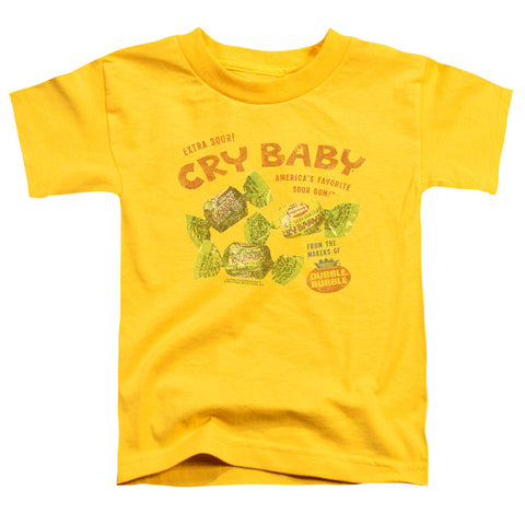 Cry Babies Vintage Ad Toddler 18/1 Cotton SS T