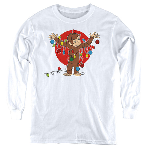 Curious George Lights Youth LS T