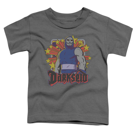 DC Comics Darkseid Stars Toddler 18/1 Cotton SS T
