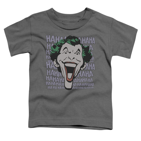 DC Comics Dastardly Merriment Toddler 18/1 Cotton SS T