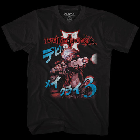 Devil May Cry Special Order Dmc 3 Adult S/S T-Shirt