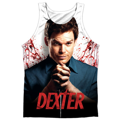 Dexter Wings Men's Regular Fit Polyester Tank Top