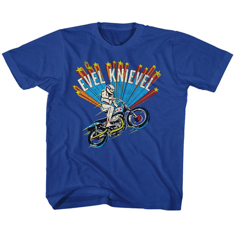 Evel Knievel Special Order Evelknievel Youth S/S T-Shirt