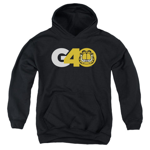 Garfield G40 Youth Cotton Poly Pull-Over Hoodie