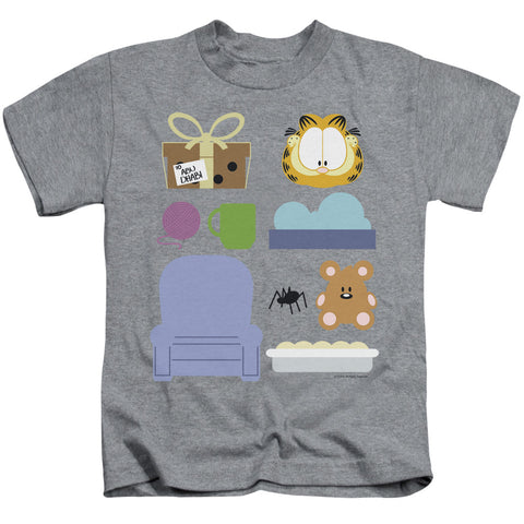 Garfield Gift Set Juvenile 18/1 Cotton SS T