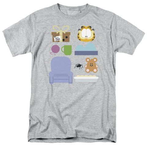 Garfield Gift Set Men's 18/1 Cotton SS T