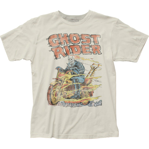 Ghost Rider Hell on Wheels fitted jersey tee - Men's - 100% Cotton