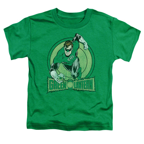 Green Lantern Green Lantern Toddler 18/1 Cotton SS T