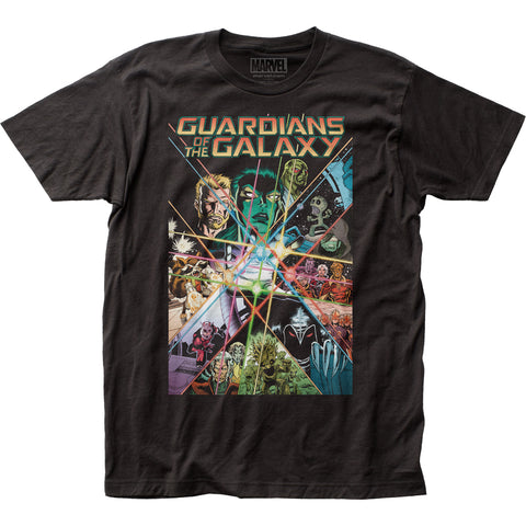 Guardians of the Galaxy Gauntlet fitted jersey tee - Men's - 100% Cotton