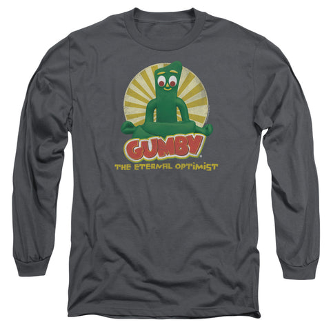 Gumby Optimist Men's 18/1 Cotton LS T