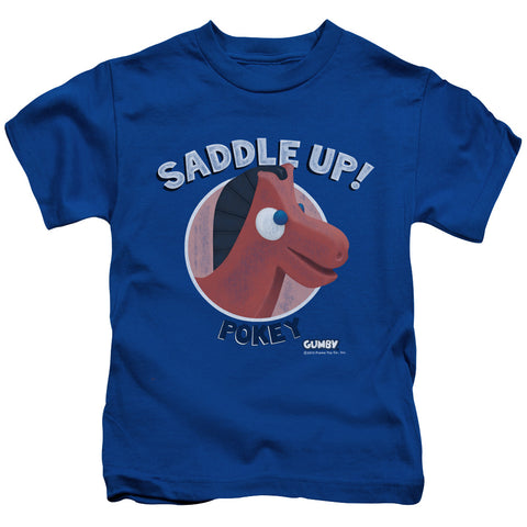 Gumby Saddle Up Juvenile 18/1 Cotton SS T
