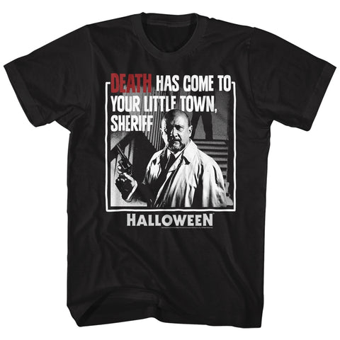 Halloween Special Order Death Adult S/S Tshirt