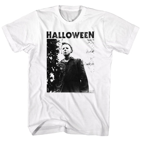 Halloween Special Order Watching Big Title Adult S/S Tshirt
