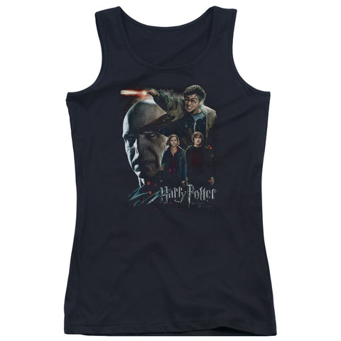 Harry Potter Final Fight Junior's 100% Cotton Tank Top