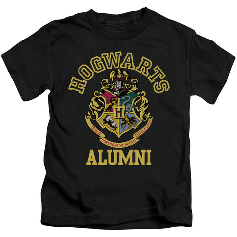 Harry Potter Hogwarts Alumni Juvenile 18/1 Cotton SS T