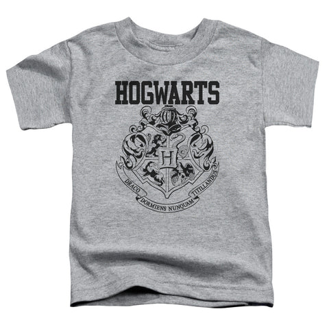 Harry Potter Hogwarts Athletic Toddler 18/1 Cotton SS T