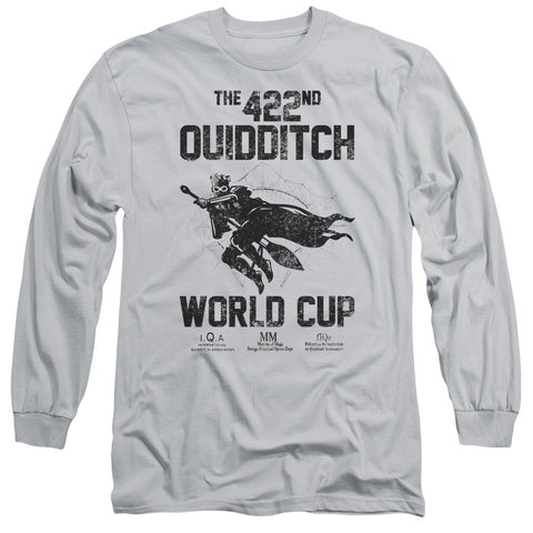 Harry Potter World Cup Men's 18/1 Cotton LS T