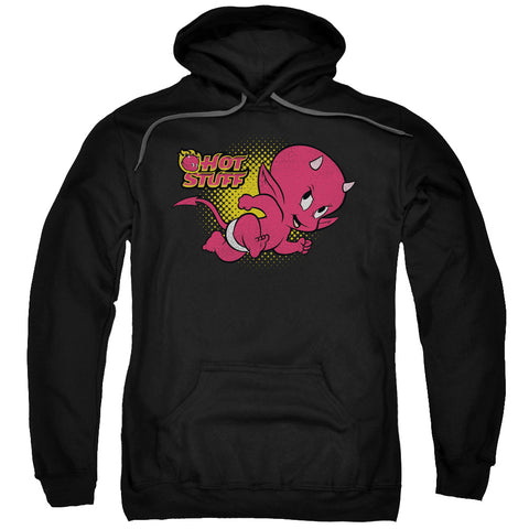 Hot Stuff Little Devil Men's Pull-Over 75 25 Poly Hoodie