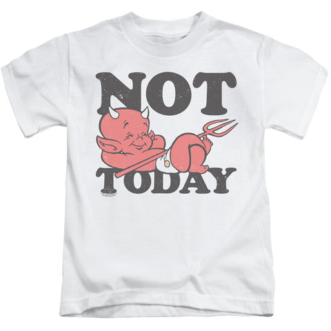 Hot Stuff Not Today Juvenile 18/1 Cotton SS T