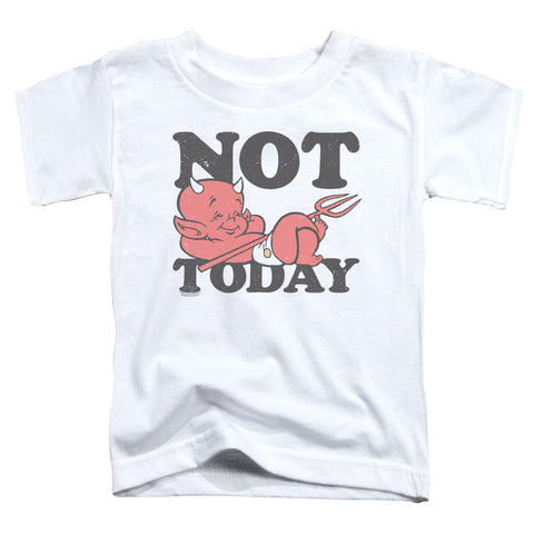 Hot Stuff Not Today Toddler 18/1 Cotton SS T