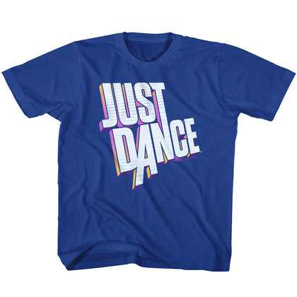 Just Dance Special Order Dimensional Logo Youth S/S T-Shirt