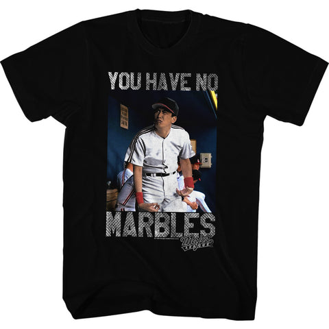 Major League Special Order No Marbles Adult S/S T-Shirt