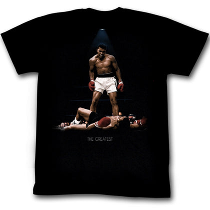 Muhammad Ali Special Order All Over Again Adult S/S T-Shirt