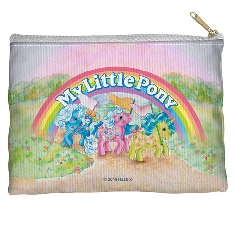 My Little Pony Classic Ponies Accessory Pouch Spun Polyester straight bottom