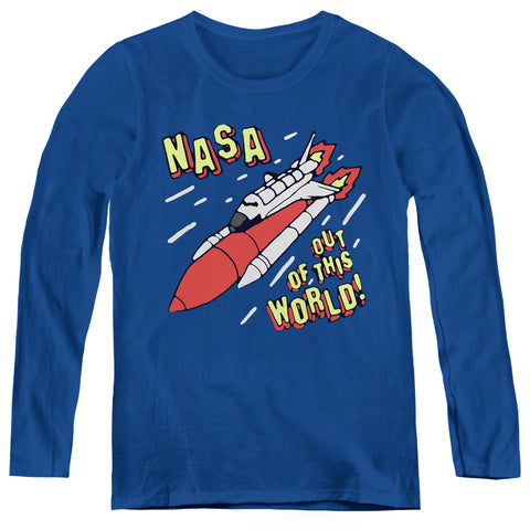 NASA Out Of This World Women's LS T