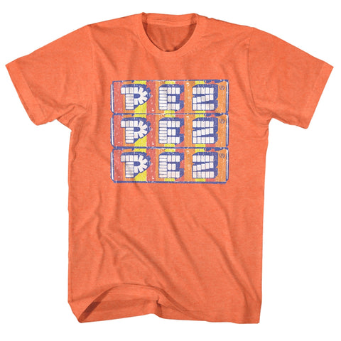 Pez Special Order Stacked Pez Adult S/S T-Shirt