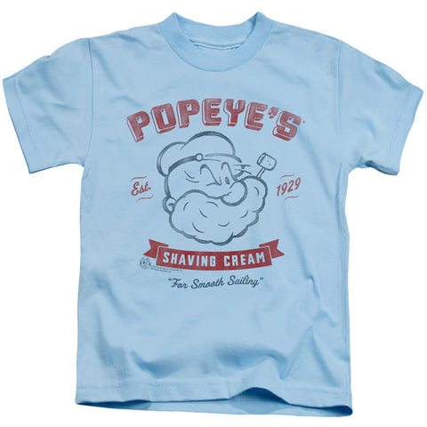 Popeye Popeye's Shaving Cream Juvenile 18/1 Cotton SS T
