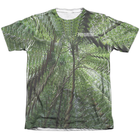 Predator Active Camo Men's Regular Fit Poly Cotton SS T