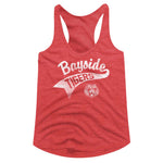 Saved By The Bell Special Order Bayside Tail Ladies  Racerback