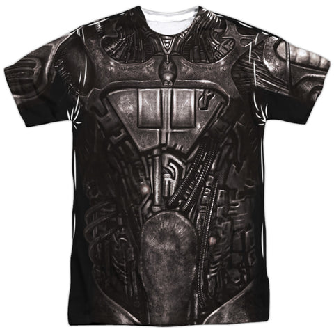 Star Trek Borg Costume Men's Regular Fit Polyester SS T