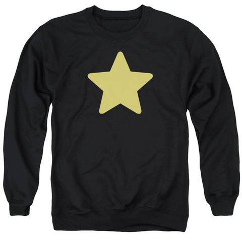 Steven Universe Greg Star Men's Crewneck 50 50 Poly LS T