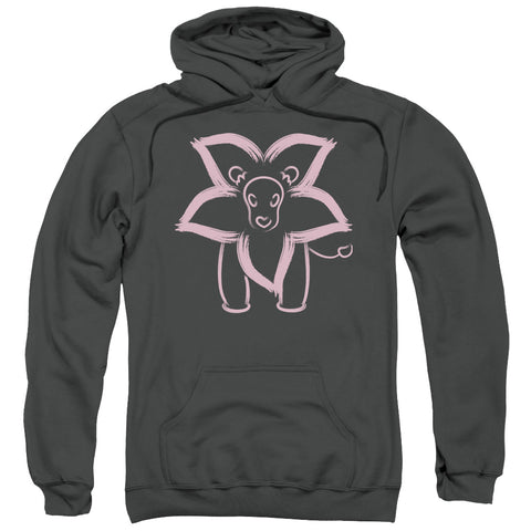 Steven Universe Lion Men's Pull-Over 75 25 Poly Hoodie