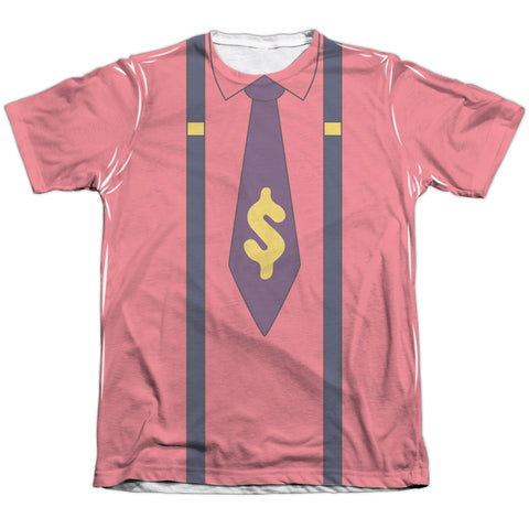 Steven Universe Tiger Millionaire Men's Regular Fit Poly Cotton SS T