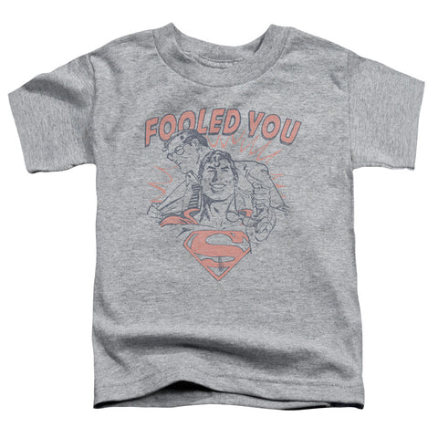 Superman Fooled You Toddler 18/1 Cotton SS T