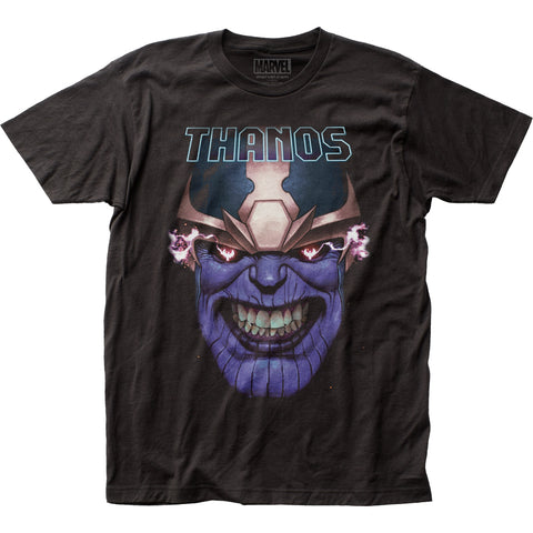 Thanos Teeth Clenched fitted jersey tee - Men's - 100% Cotton