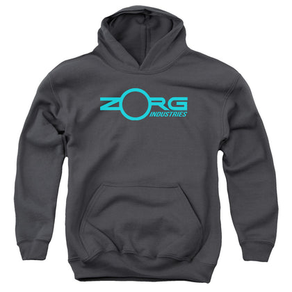 The Fifth Element Zorg Youth Cotton Poly Pull-Over Hoodie