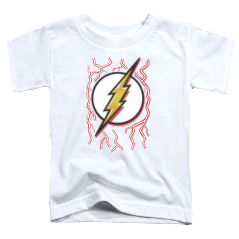 The Flash Airbrush Bolt Toddler 18/1 Cotton SS T