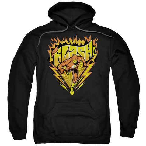 The Flash Blazing Speed Men's Pull-Over 75 25 Poly Hoodie