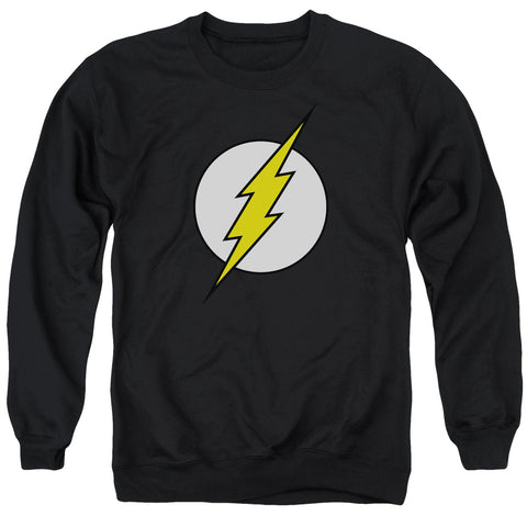 The Flash Fl Classic Men's Crewneck 50 50 Poly LS T