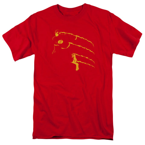 The Flash Flash Min Men's 18/1 Cotton SS T