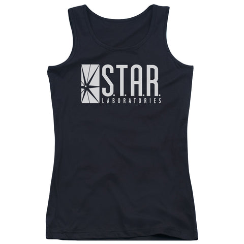 The Flash S.T.A.R. Junior's 100% Cotton Tank Top