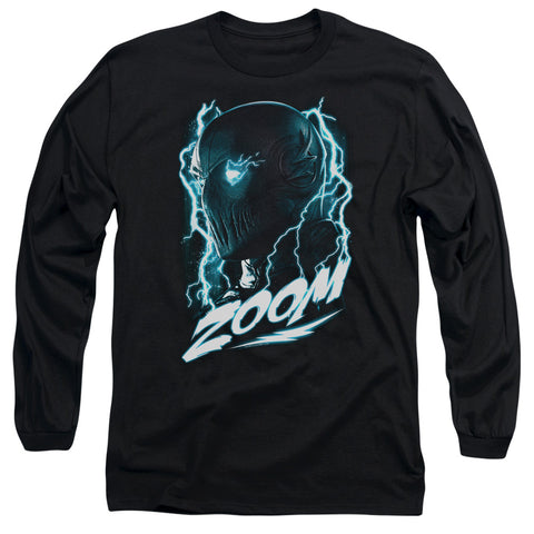 The Flash Zoom Men's 18/1 Cotton LS T