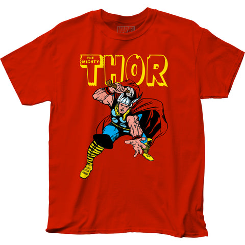 Thor War Hammer adult tee - Men's - 100% Cotton