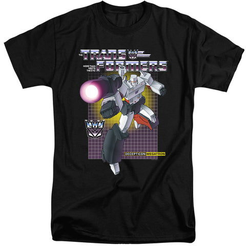 Transformers Megatron Men's 18/1 Tall Cotton SS T